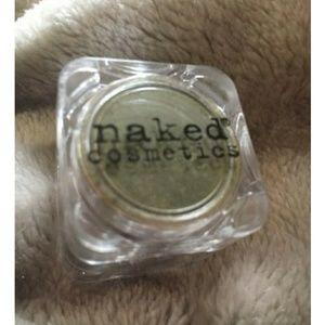 Naked coametics loose pigment eyeshadow